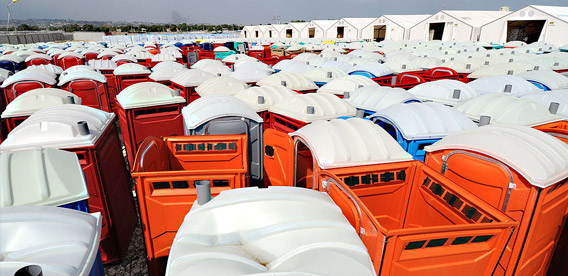 Champion Portable Toilets in Chaska,  MN